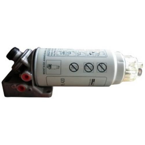 Фильтр топливный КАМАЗ грубой очистки PreLine 420 в сборе MANN+HUMMEL