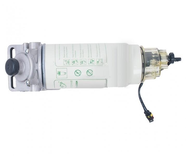 Фильтр топливный КАМАЗ грубой очистки PreLine 420 с подогревом комплект в сборе СМ