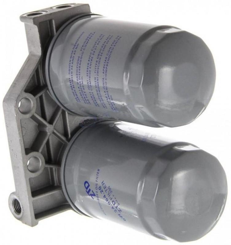 Фильтр топливный КАМАЗ тонкой очистки ЕВРО-4,5 в сборе