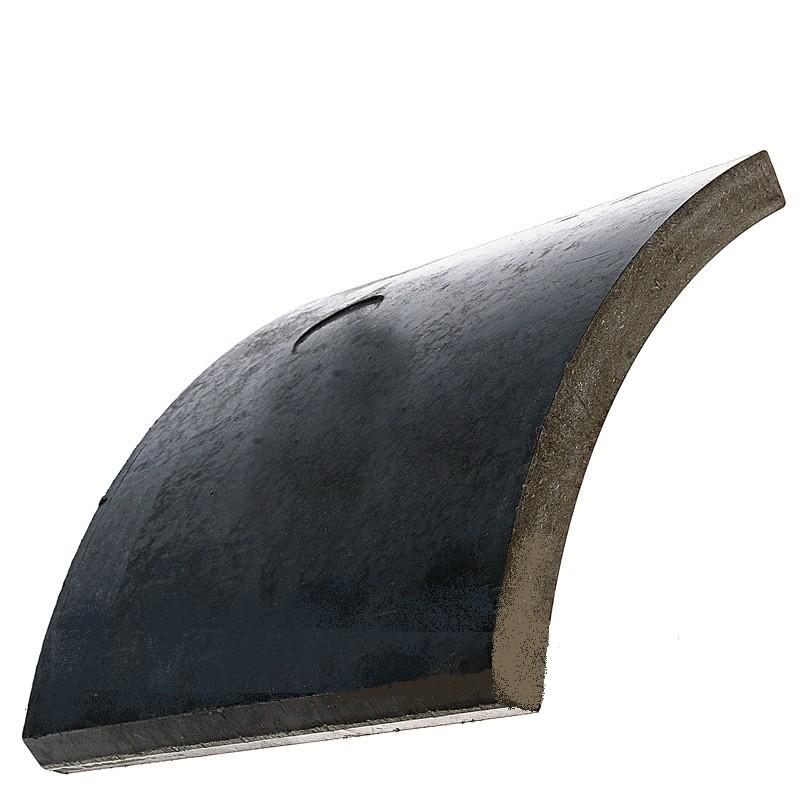 Накладка тормозной колодки прицепа КАМАЗ б/а Wшир.=200мм;Lдуги=185мм;hтолщ.=17мм ТИИР