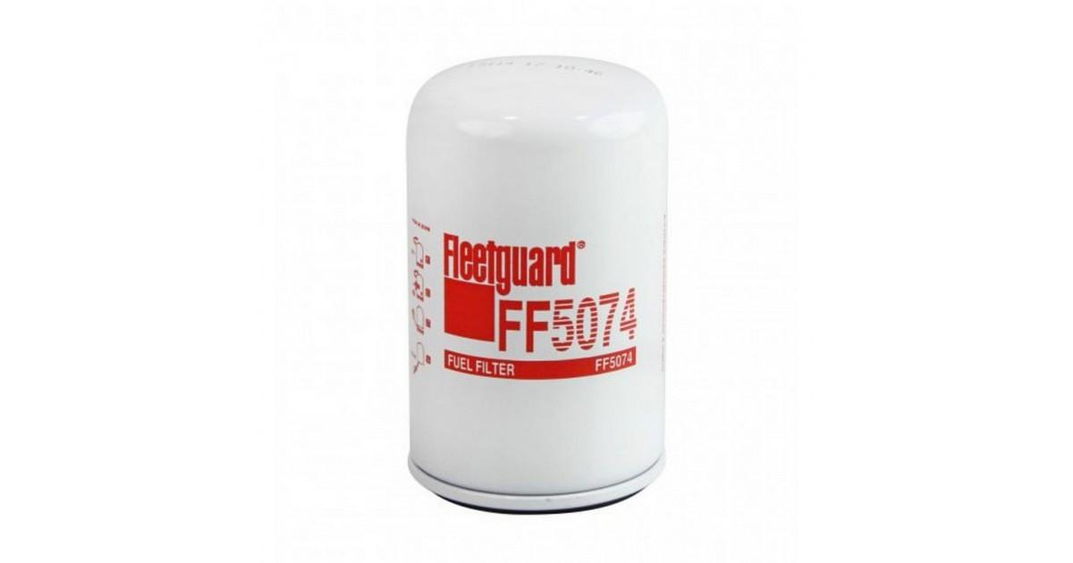 Фильтр топливный КАМАЗ,ПАЗ тонкой очистки (дв.CUMMINS EQB 140,180,210) (аналог WK7231) FLEETGUARD