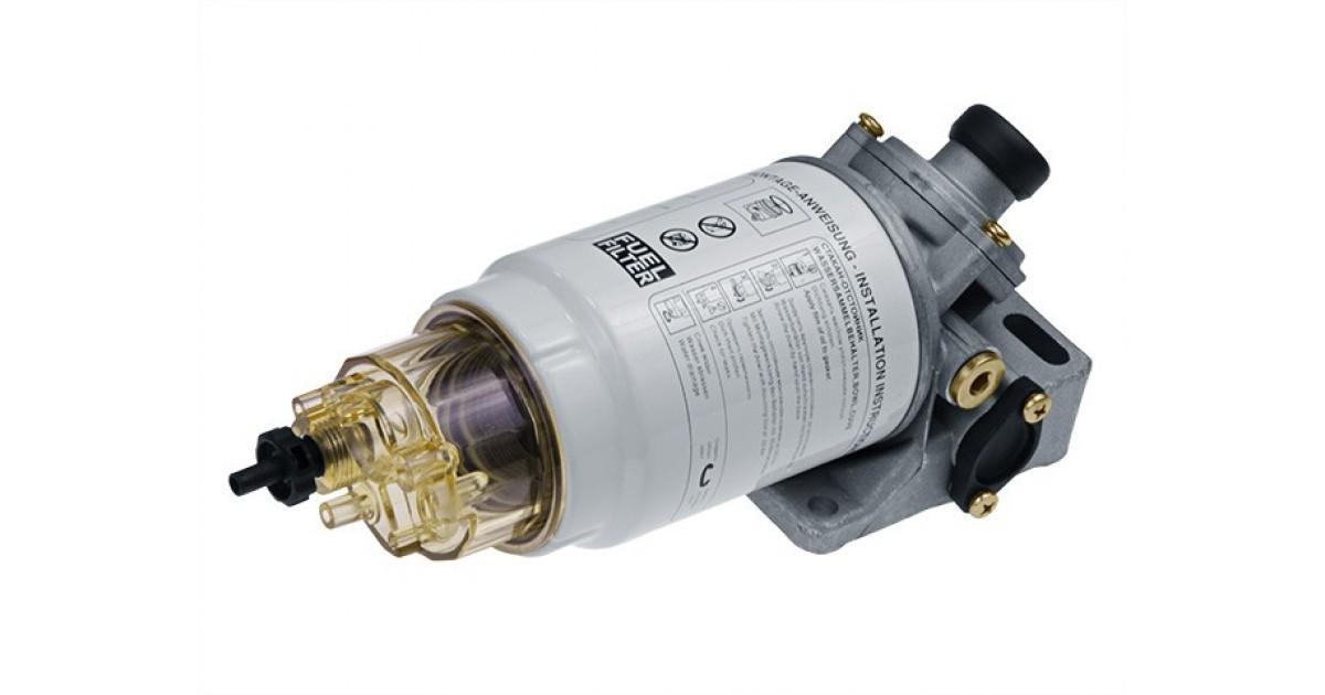 Фильтр топливный КАМАЗ,УРАЛ грубой очистки PreLine 270 в сборе СМ
