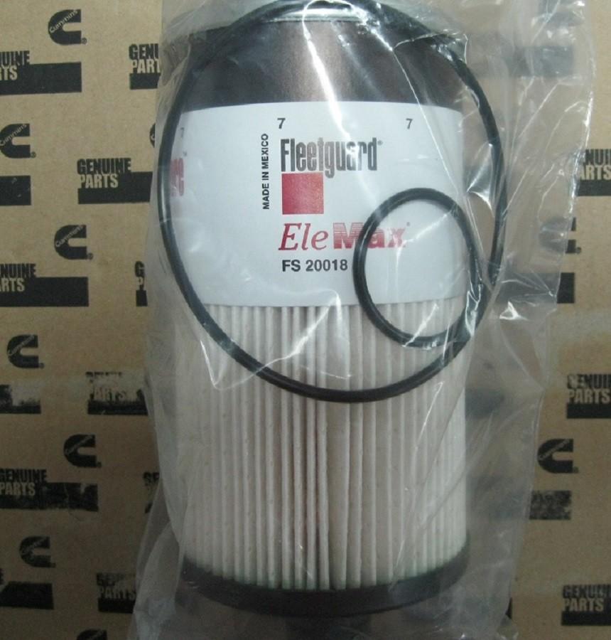Фильтр топливный КАМАЗ-6520 ЕВРО-4 FLEETGUARD