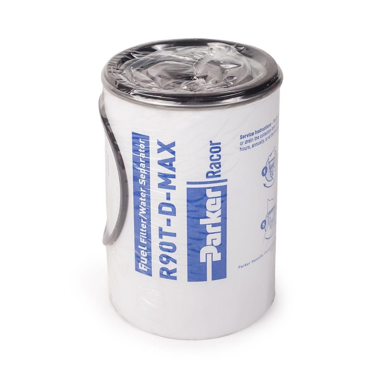 Фильтр топливный КАМАЗ-6520,4308,6522,6540,5460 (10micron) Parker RACOR