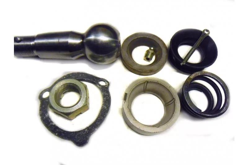 Палец рулевой тяги КАМАЗ в сборе (комплект на наконечник) (ОАО КАМАЗ)