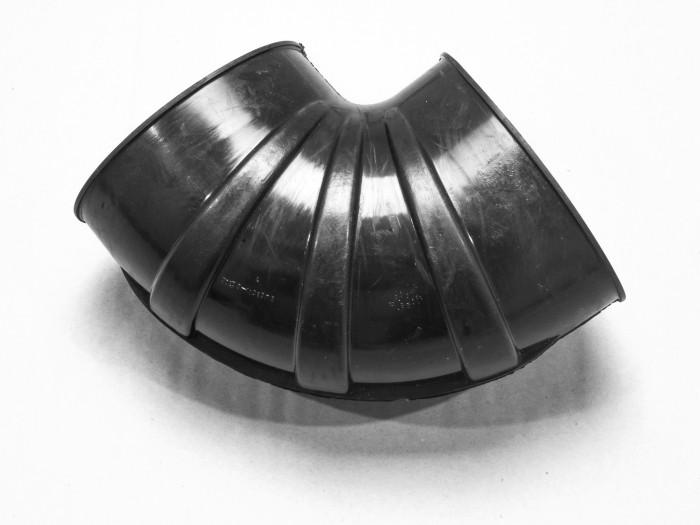 Патрубок КАМАЗ-ЕВРО угловой фильтра воздушного ТЕХНОТРОН