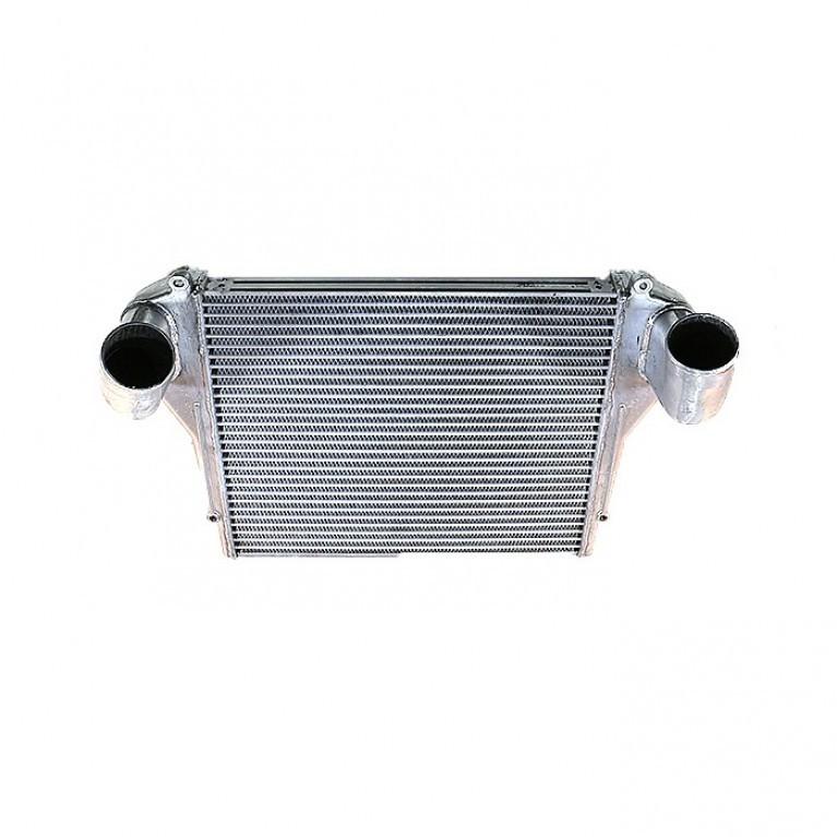 Охладитель КАМАЗ-53205 и мод-ии наддувочного воздуха алюминиевый тепл.эф-т 85% ЛРЗ