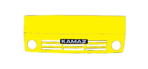 Панель КАМАЗ облицовки радиатора в сборе (ОАО КАМАЗ)