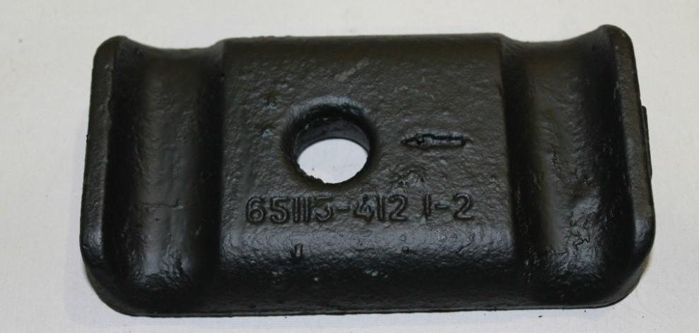 Накладка КАМАЗ рессоры передней (ОАО КАМАЗ)