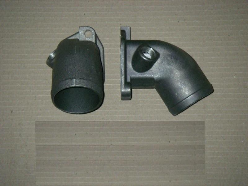 Патрубок КАМАЗ-6520 отводящий системы охлаждения (ОАО КАМАЗ)