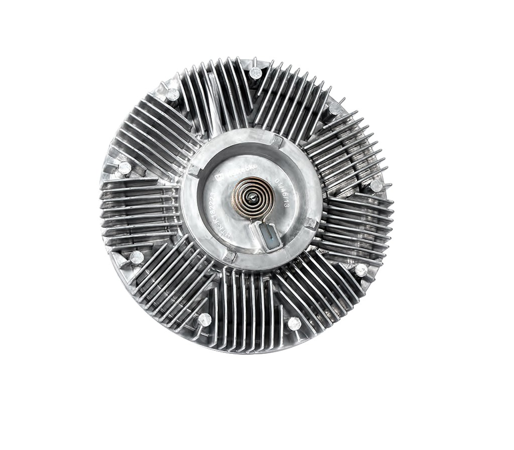 Муфта КАМАЗ-ЕВРО-2 вязкостная на вентилятор d=660мм (дв.30,31) EVF-18223-3 ТЕХНОТРОН