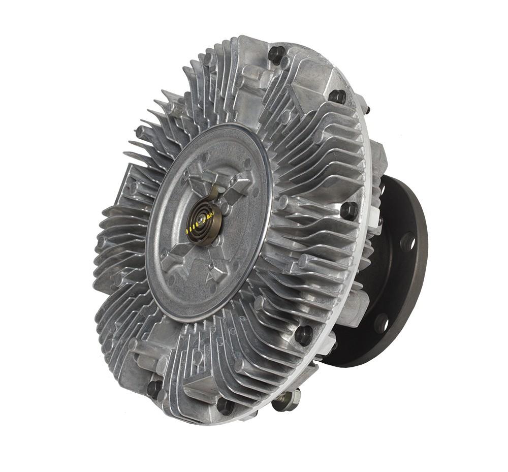 Муфта КАМАЗ-ЕВРО-2 вязкостная на вентилятор d=710мм (дв.50,51) EVF-18220-3 ТЕХНОТРОН