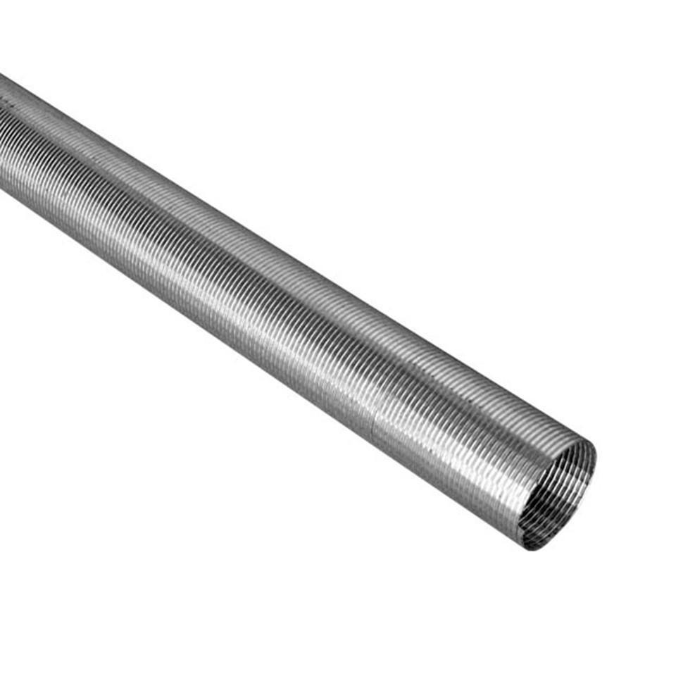 Металлорукав d=115мм, L=1м (оцинк) АВТОТОРГ