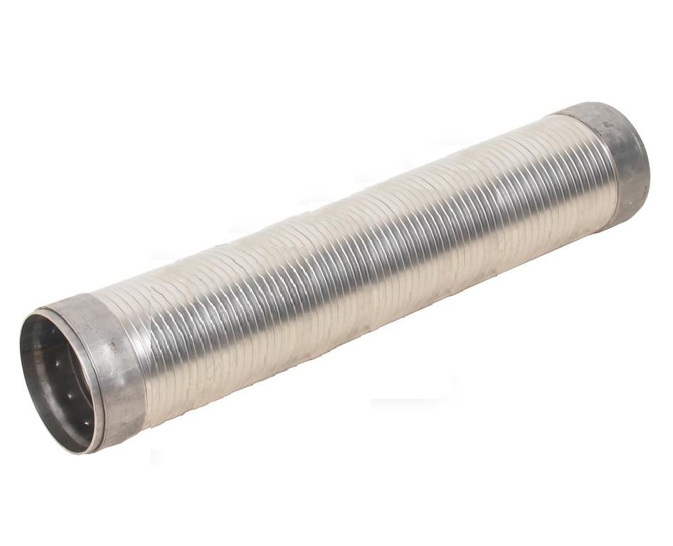 Металлорукав КАМАЗ L=490мм, D=90мм (нержавеющая сталь) МЕТАЛЛОКОМПЕНСАТОР