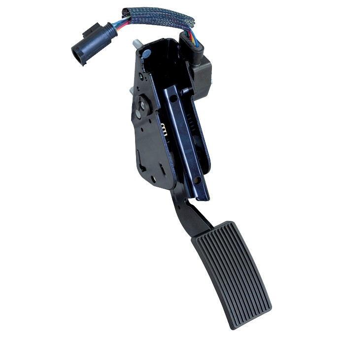 Педаль акселератора КАМАЗ-ЕВРО-3 электронная WM542