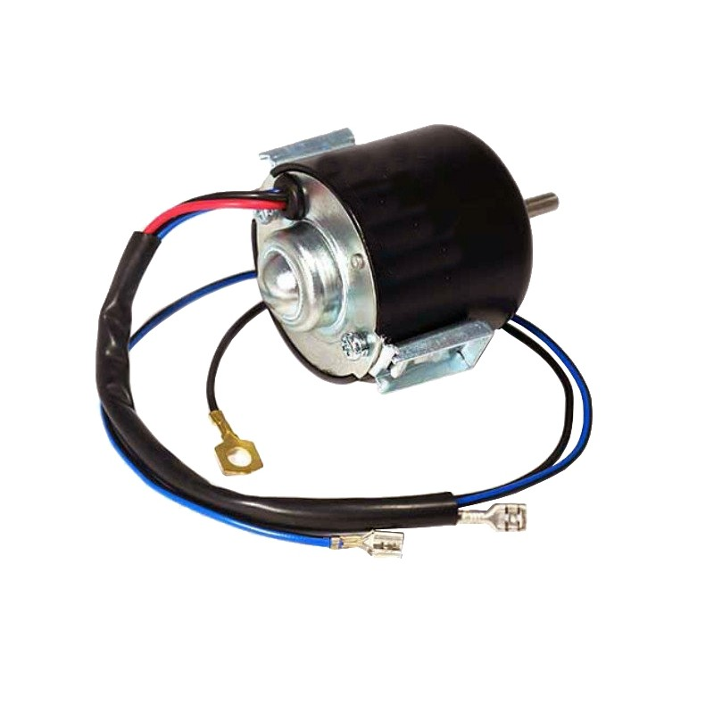 Мотор отопителя ВАЗ-2101-07,1111,2121 с подшипником без крыльчатки (аналог МЭ255-02)