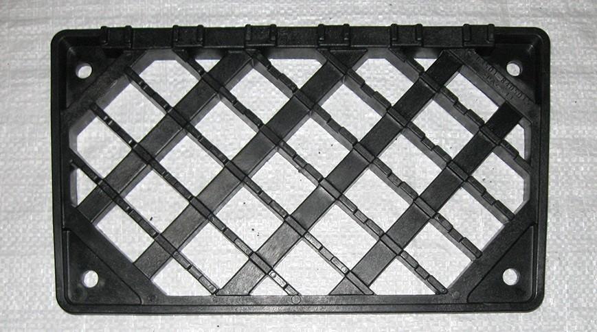 Накладка подножки КАМАЗ-ЕВРО верхняя ROSTAR