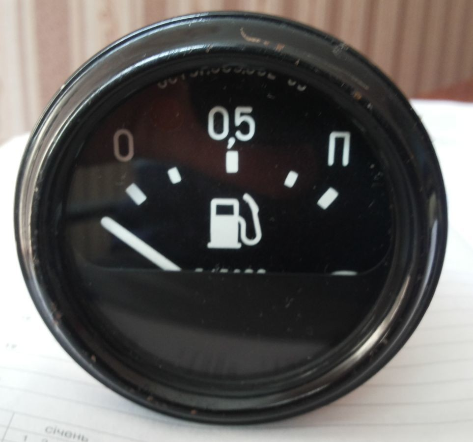 Указатель топлива КАМАЗ,ГАЗ-4301,3306,УРАЛ (аналог 057684) АВТОПРИБОР