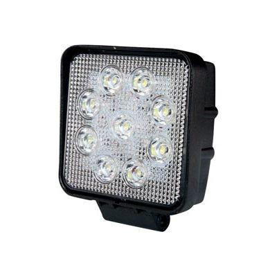 Фара рабочего света 110х110мм LED BULLBOY