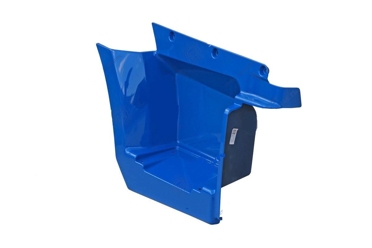 Щиток КАМАЗ-4308,5308 подножки правый (рестайлинг) (синий) ОАО РИАТ