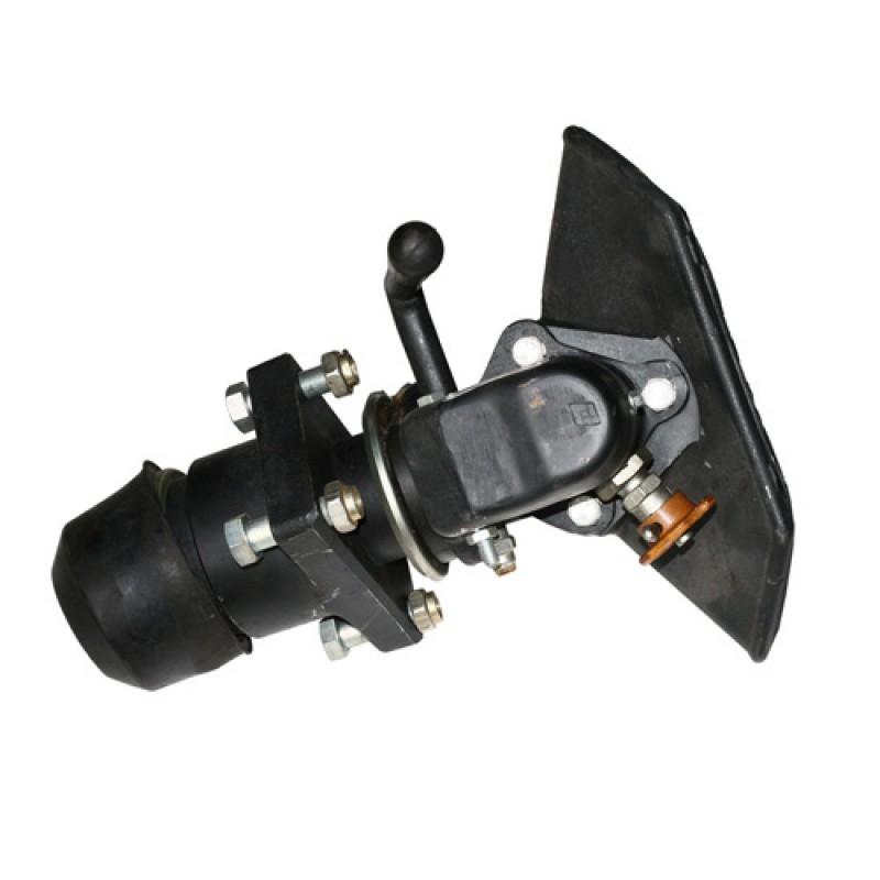 Крюк КАМАЗ-ЕВРО буксирный 21-202 Н/О усиленный,облегченный в сборе (беззазорная сцепка) БААЗ
