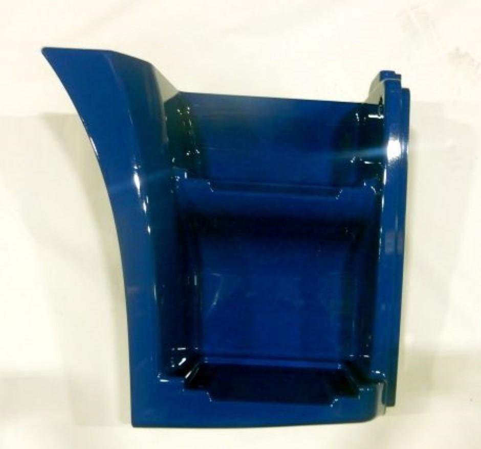 Щиток КАМАЗ-65115 подножки правый (рестайлинг) (синий) ОАО РИАТ