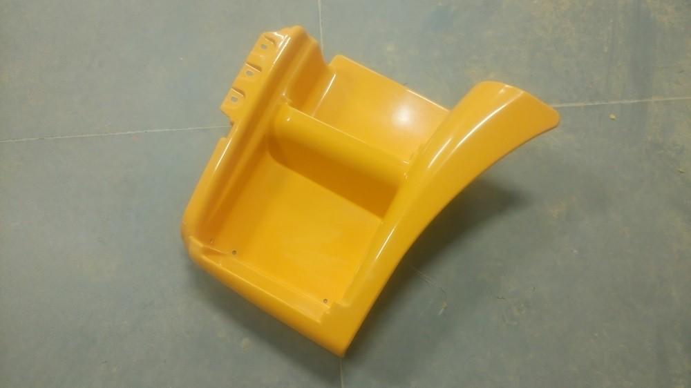 Щиток КАМАЗ-6520 подножки левый (желтый) ОАО РИАТ