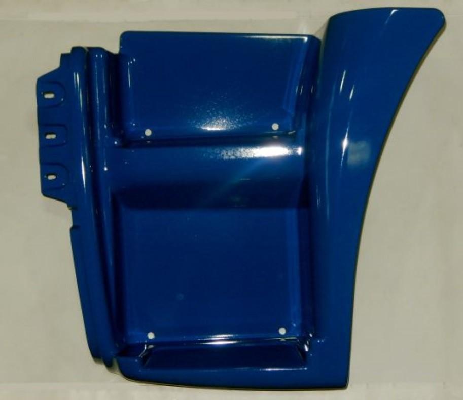 Щиток КАМАЗ-6520 подножки левый (синий) ОАО РИАТ