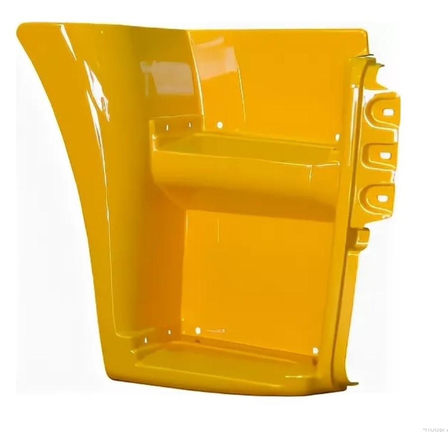 Щиток КАМАЗ-6520 подножки правый (желтый) ОАО РИАТ