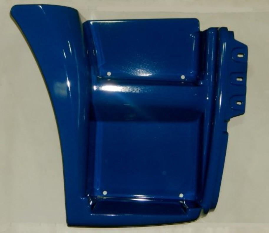 Щиток КАМАЗ-6520 подножки правый (синий) ОАО РИАТ