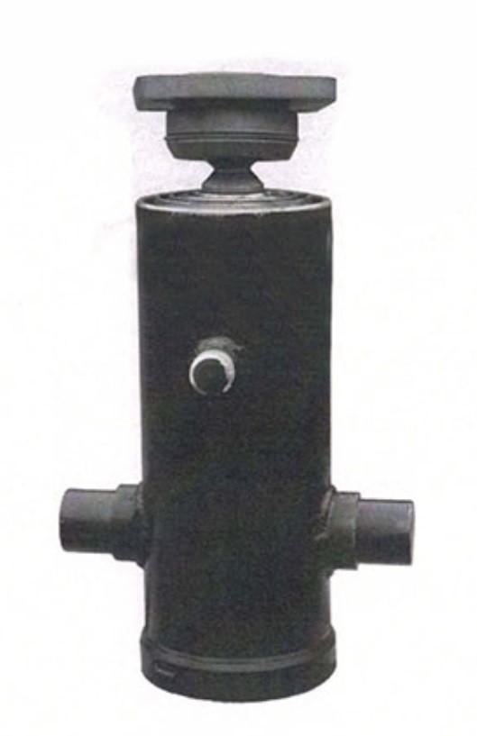 Цилиндр КАМАЗ-45143 подъема платформы 10т (2-х стор.разгрузка,4-х штоковый) АТЛАНТ ГИДРАВЛИК