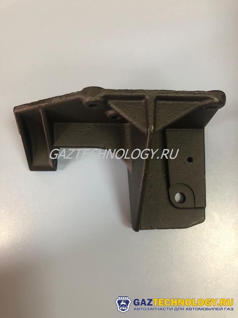 КРОНШТЕЙН КРЕПЛЕНИЯ НАСОСА ГУР ДВИГАТЕЛЬ А274 (ГАЗ)